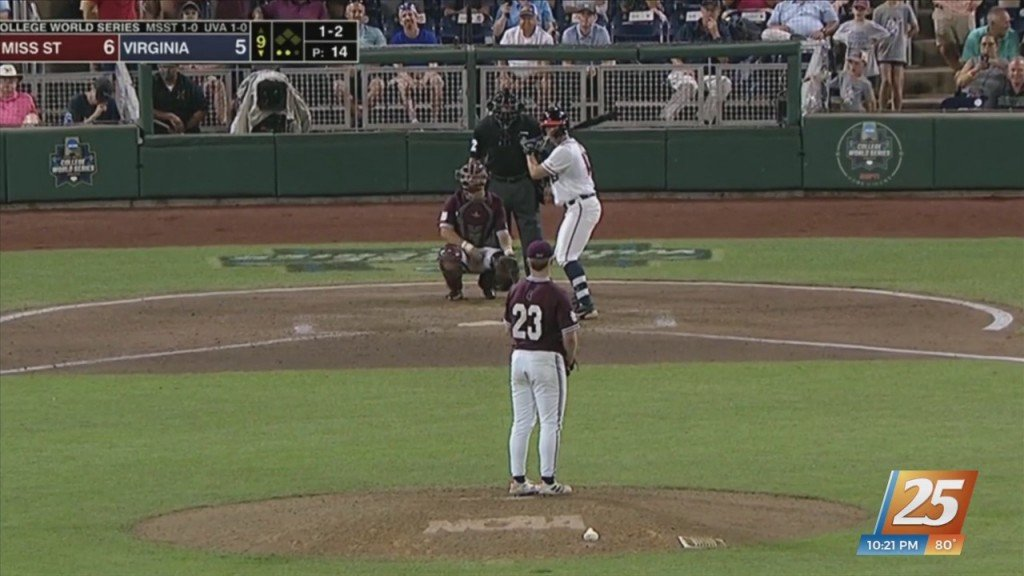 Mississippi State Wins Second Straight One Run Game