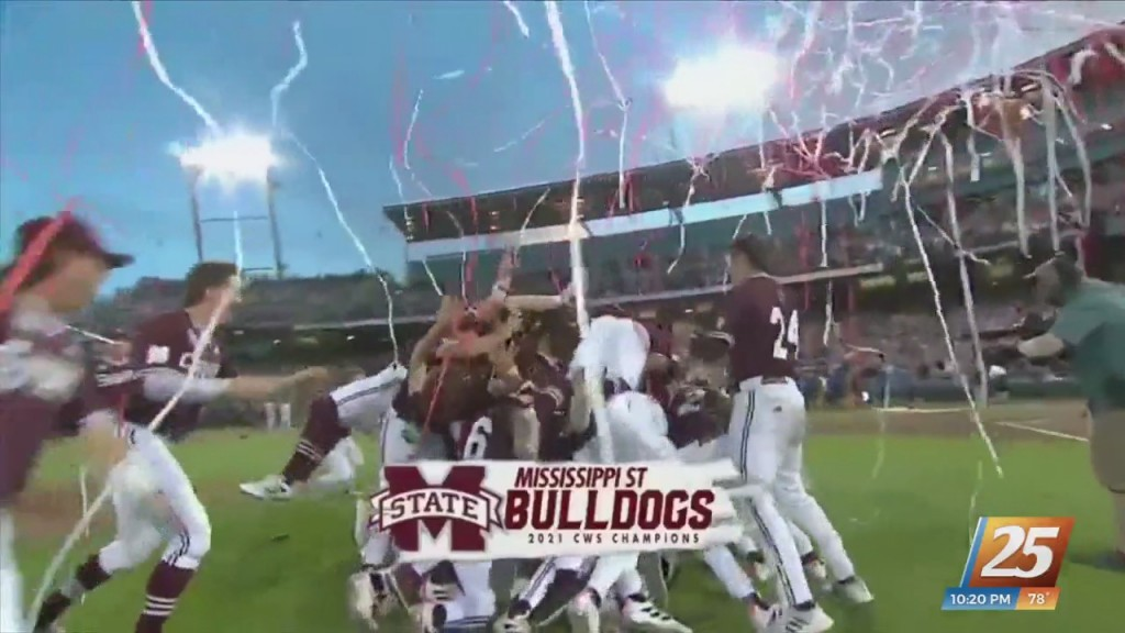 Mississippi State Defeats Vanderbilt In The College World Series Final To Win First National Championship