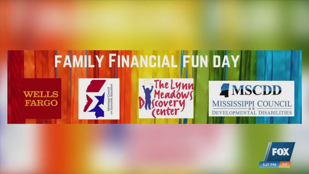 Family Financial Fun Day Debuts Saturday
