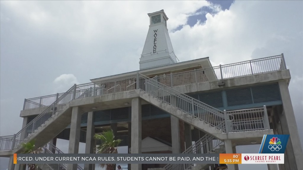 Plans To Install Cameras To Help Decrease Crime At Waveland Lighthouse