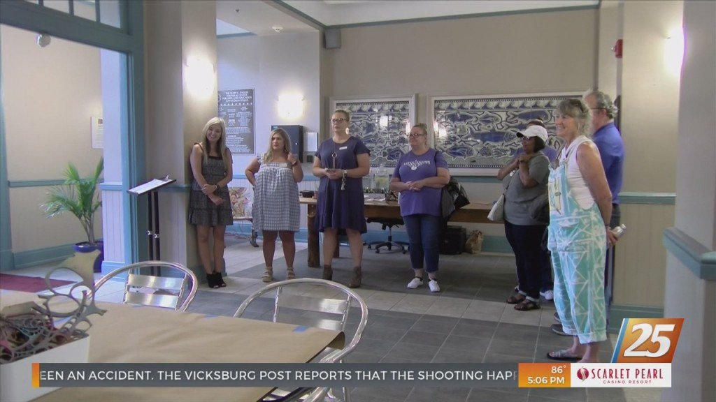 State Welcome Center Representatives Visit The Gulf Coast