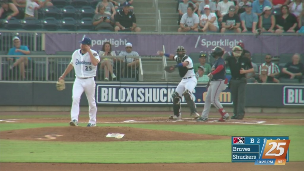 Shuckers Ethan Small Continues Assault On Double A Hitting
