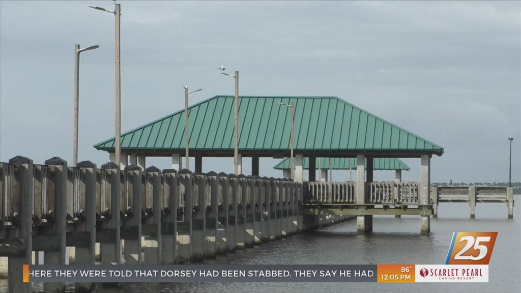 Repairs Underway For Facilities On Front Beach