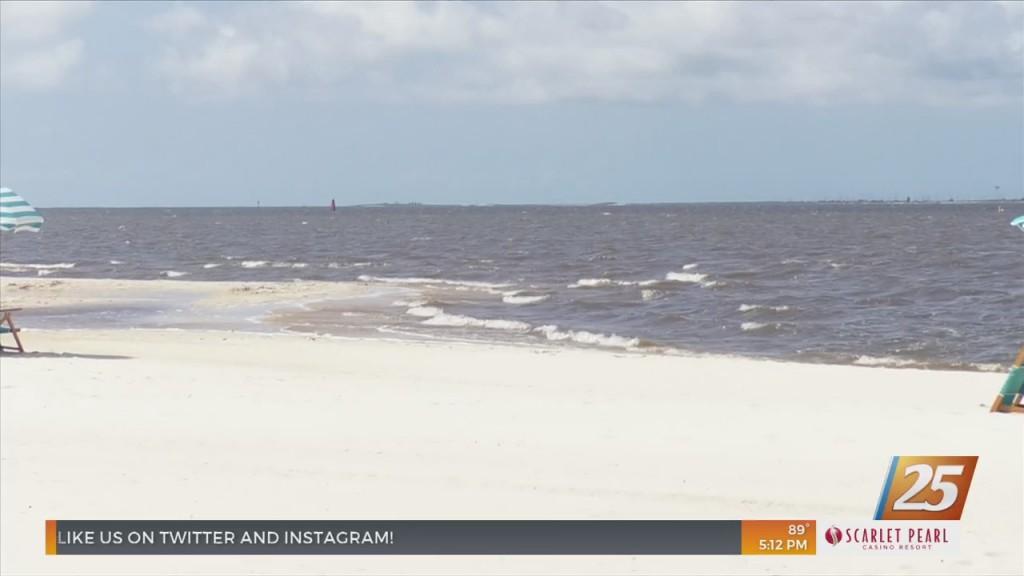 Sand Jam 2021 At Ocean Springs Front Beach