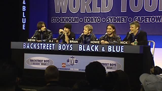 Backstreet Boys Announce Vegas Residency