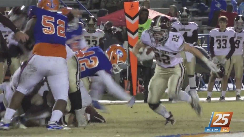 George County Football's Trent Howell Commits To Jones College