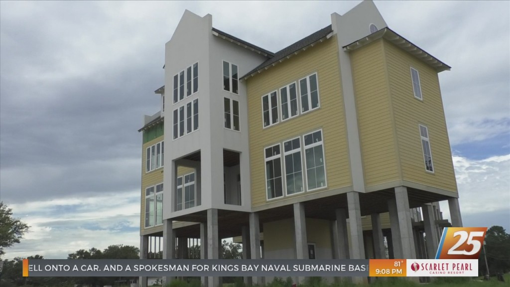 The Sands Development In Ocean Springs Ordered To Be Demolished