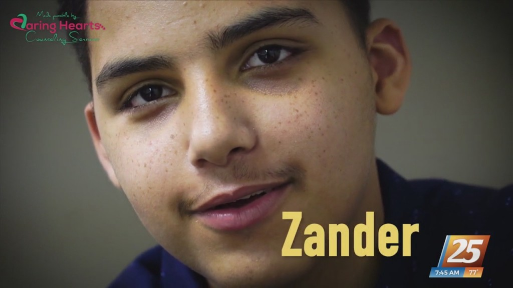 Grant Me Hope: Zander Is Hoping To Be Adopted