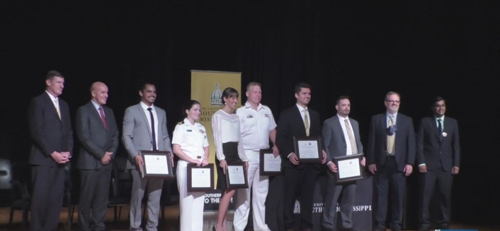 Usm Class Of 2021 Hydrographic Science Graduate Ceremony