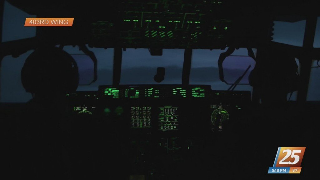 Behind The Scenes With The Hurricane Hunters