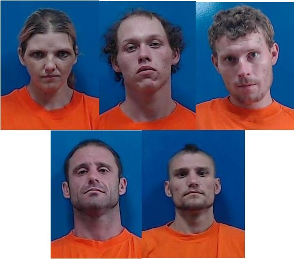George County Arrests