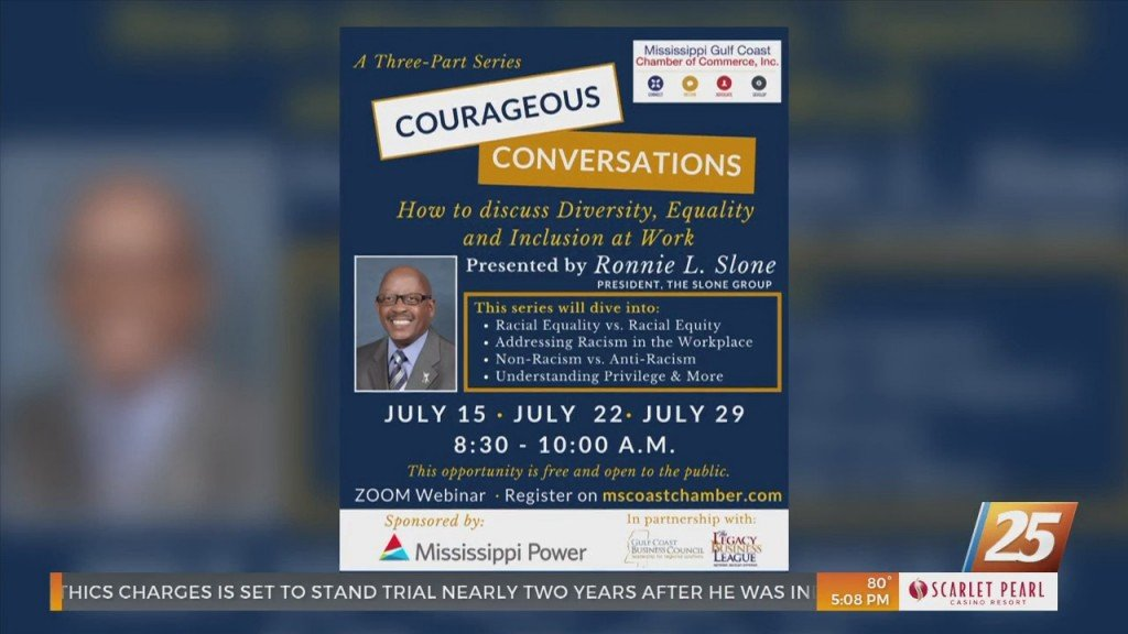 'courageous Conversations' Series Starts This Thursday