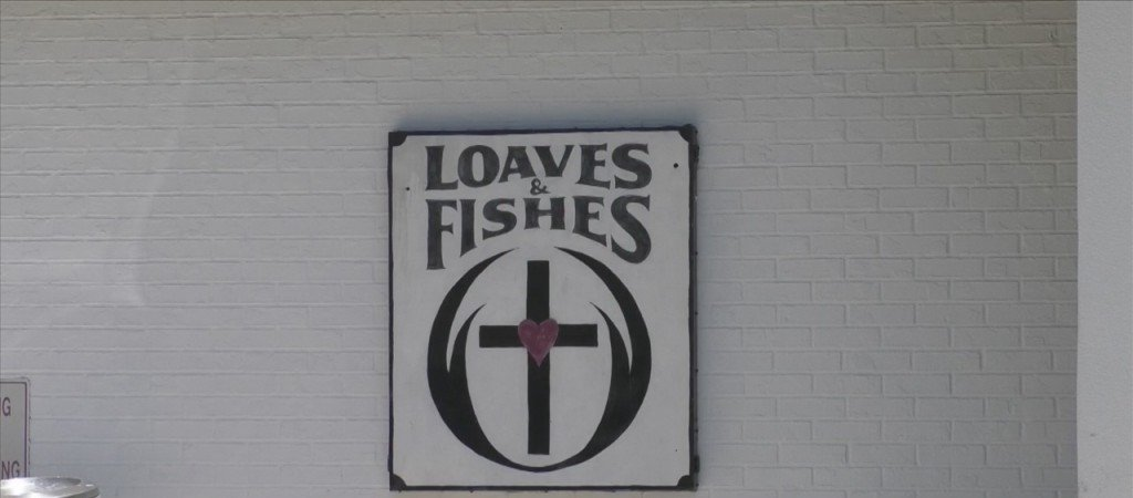 Shuckers Team Up With Loaves And Fishes To Raise Funds