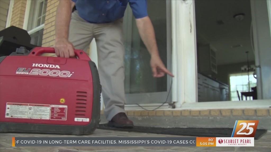 Generator Safety During Hurricane Season