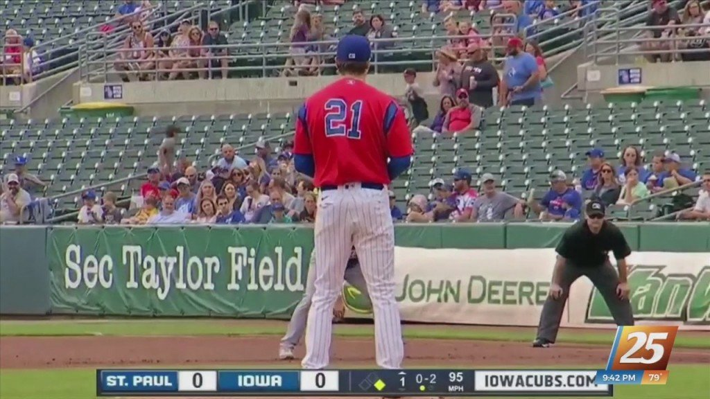 George County Alum Justin Steele Part Of Iowa Cubs No Hitter