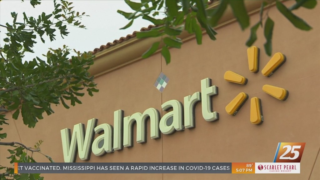 Walmart Implementing Mask Mandate For Employees In Covid Hot Spots