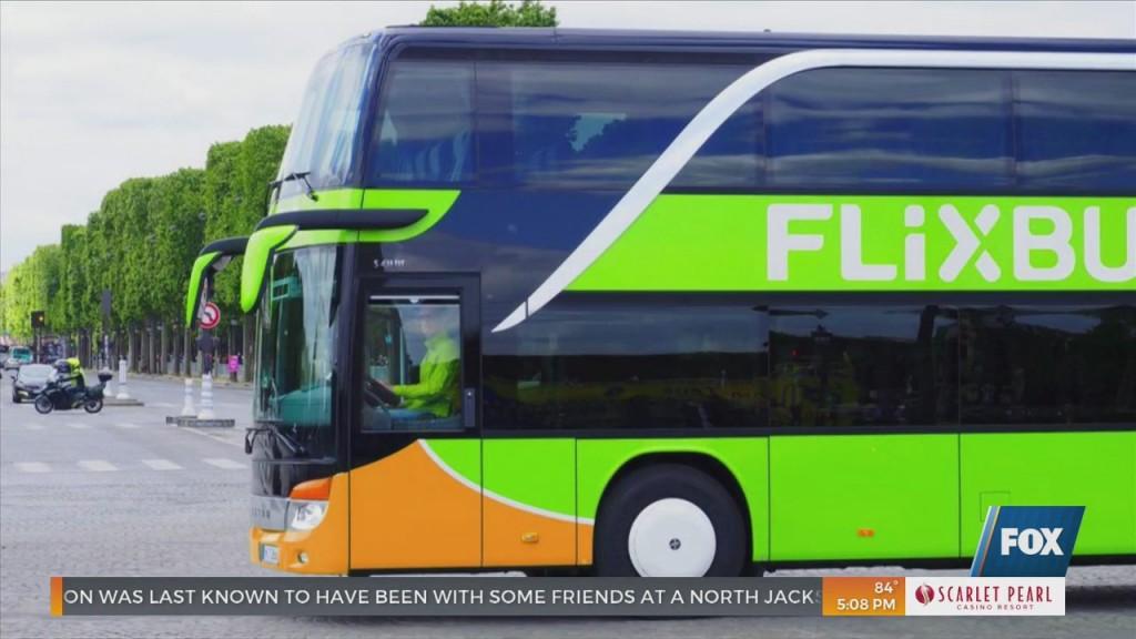 Flixbus Is Back In Biloxi