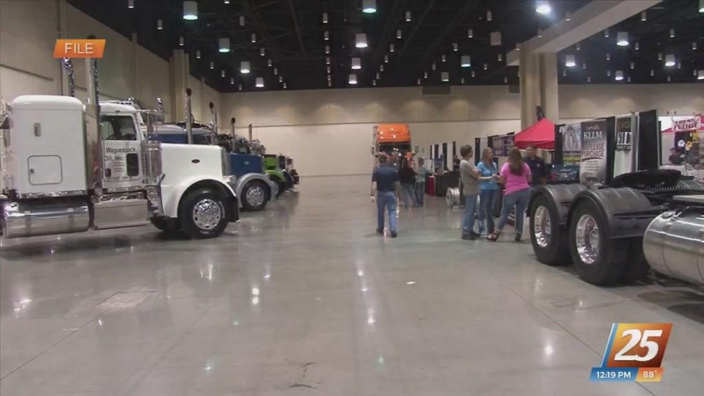 Gulf Coast Big Rig Truck Show Returns To The Coast
