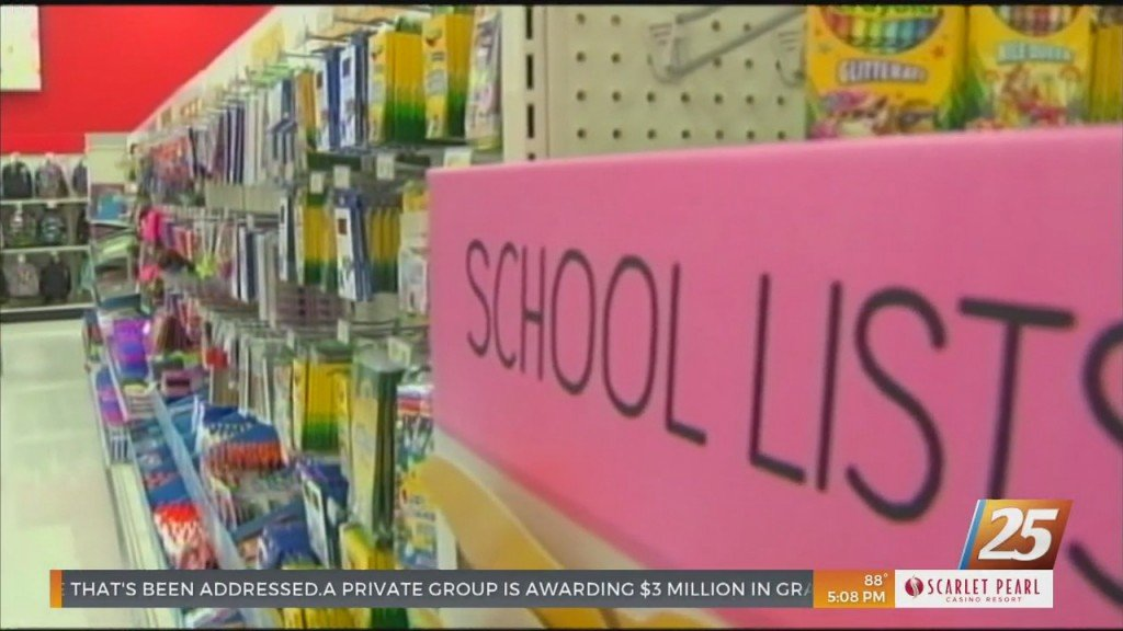 South Mississippi Child Advocacy Center Annual School Supply Drive
