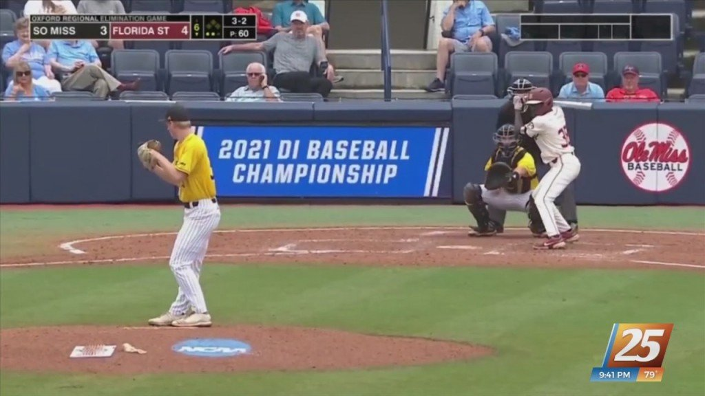 Southern Miss Relief Pitcher Ryan Och Drafted By San Diego Padres