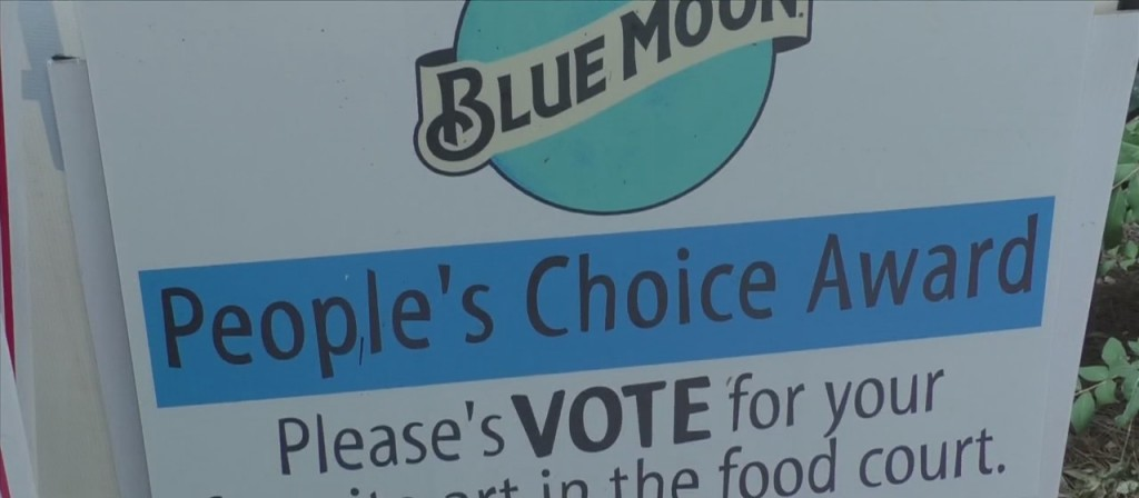 Blue Moon Art Project Contest