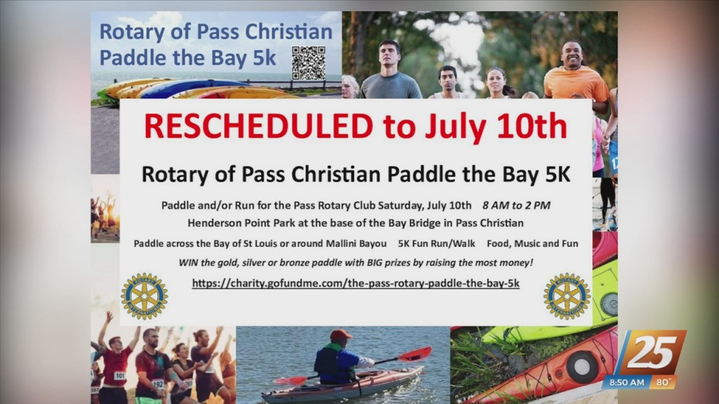 Paddle The Back Bay