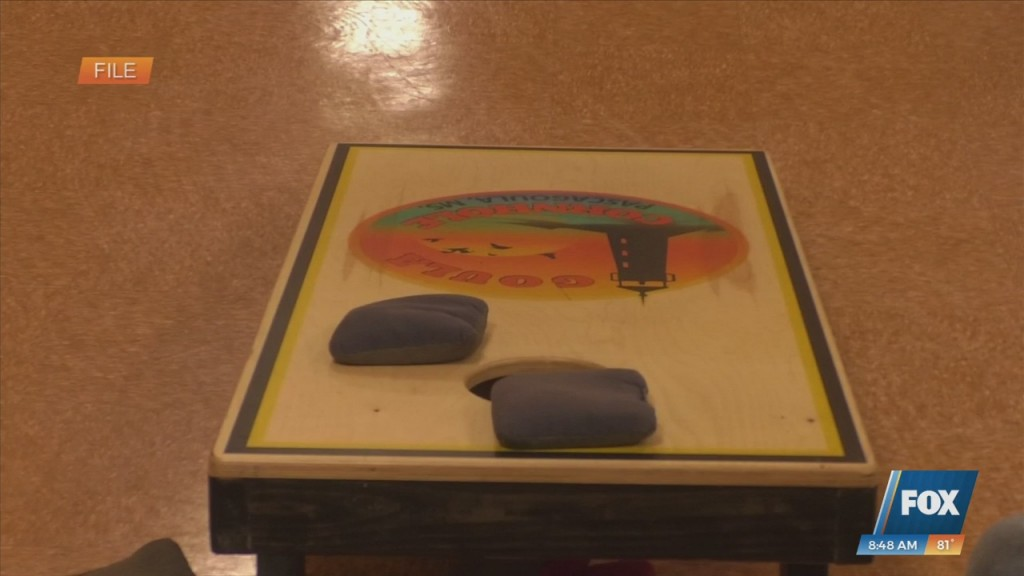 Cornhole For A Cause Tournament This Saturday