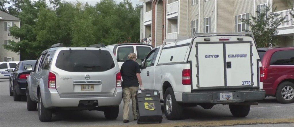One Person Shot At Sawgrass Apartments In Gulfport
