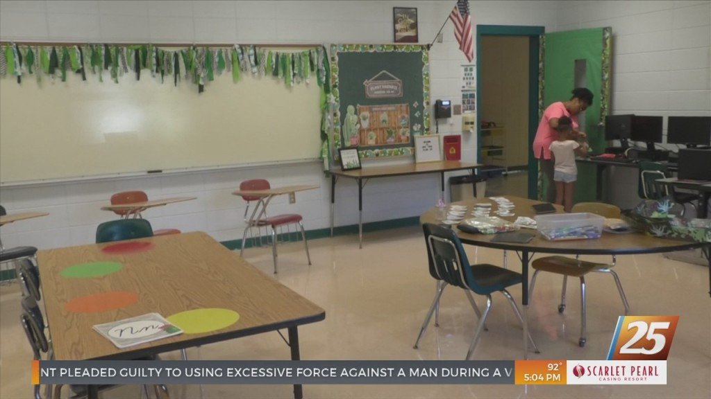 Harrison County Schools Preparing For First Day