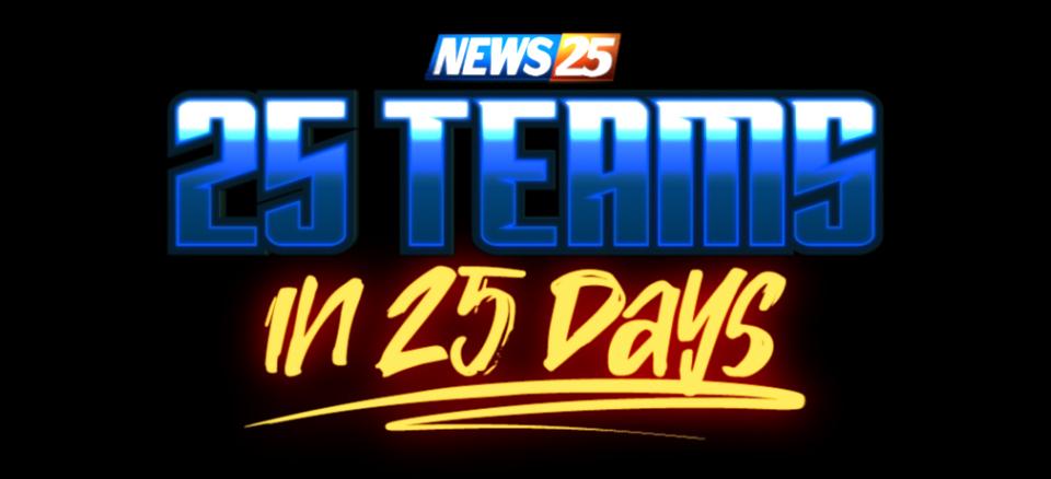 25in25 Logo
