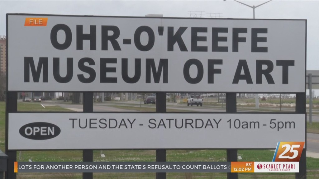 First Fourth Of July Celebration At Ohr O'keefe Museum