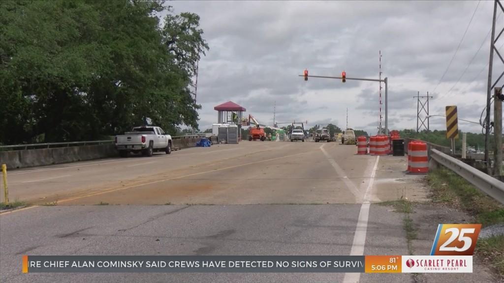 Fort Bayou Drawbridge To Temporarily Close Wednesday, Thursday Night