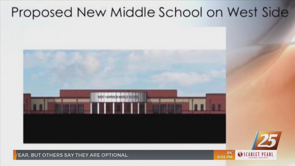 Opening Of West Harrison Middle School Delayed
