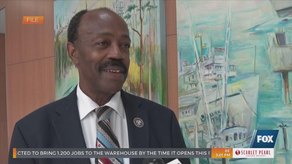 Jackson County Supervisor Melton Harris Has Died