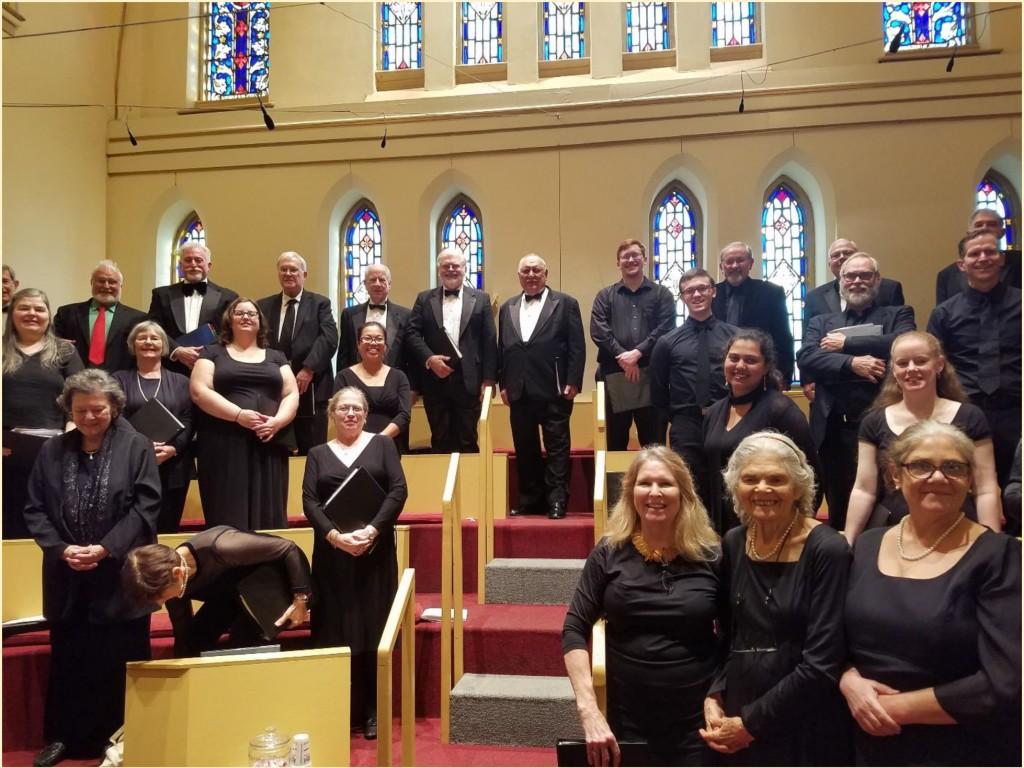 Choir New Season V 071421