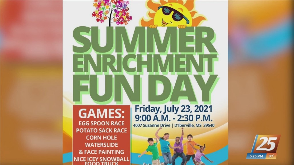 Ms Center For Autism Holding Fun In The Sun Fun Day