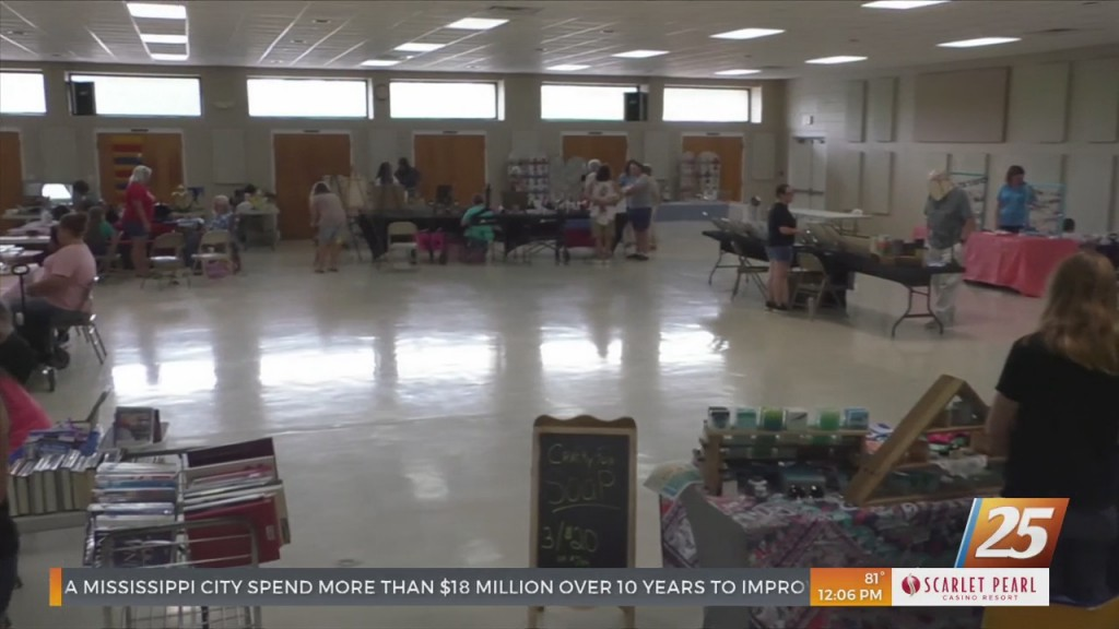 Community Market Helping Local Vendors