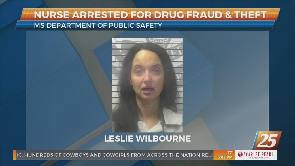 South Mississippi Nurse Practitioner Arrested For Drug Fraud And Theft