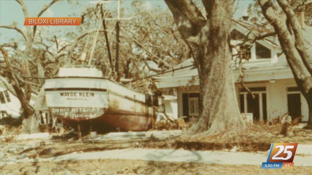 Live Local: Remembering Hurricane Camille