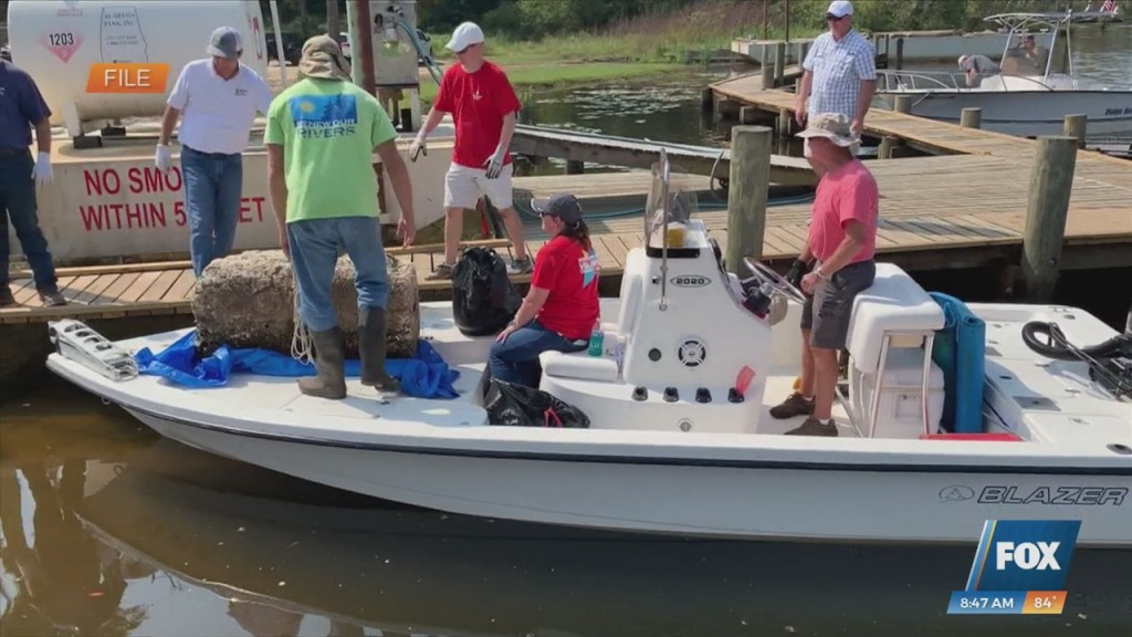 Mississippi Power To Fix Henderson Point Boardwalks Damaged By Hurricane Zeta