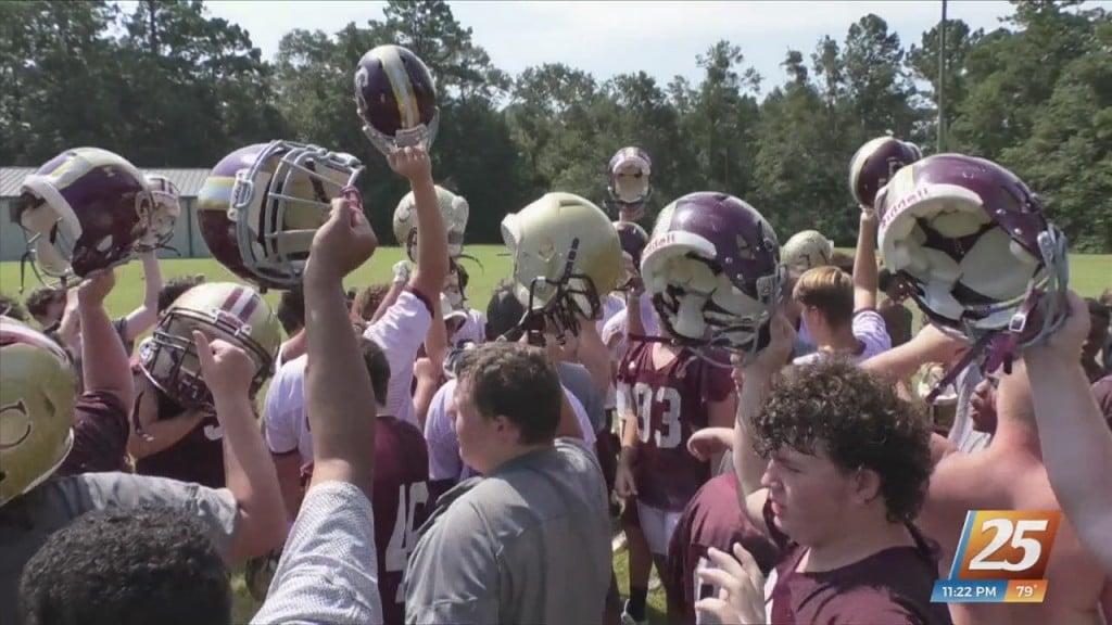 News 25's 25 Teams In 25 Days: George County Rebels