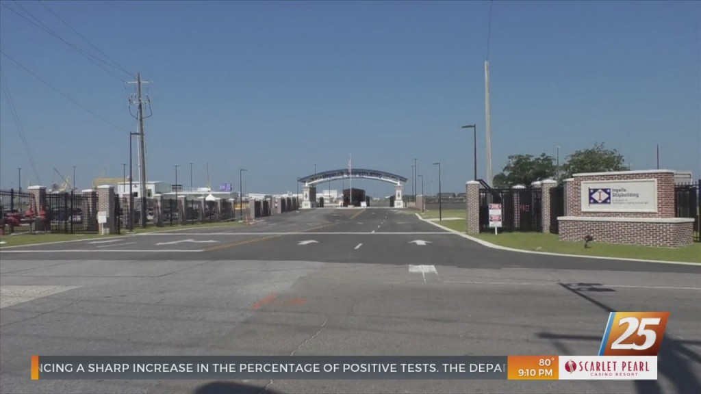 Phase Two Of The Ingalls Improvement Project Kicks Off