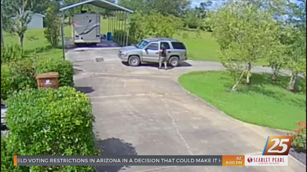 Wanted For Catalytic Converter Theft On County Farm Road