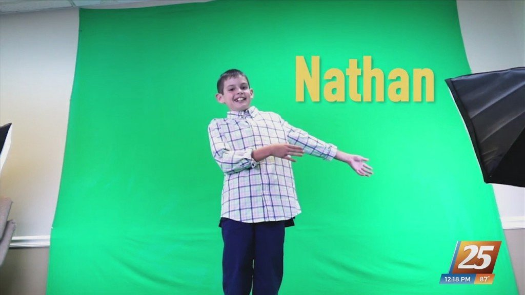 Grant Me Hope: Nathan Hopes To Be Adopted!