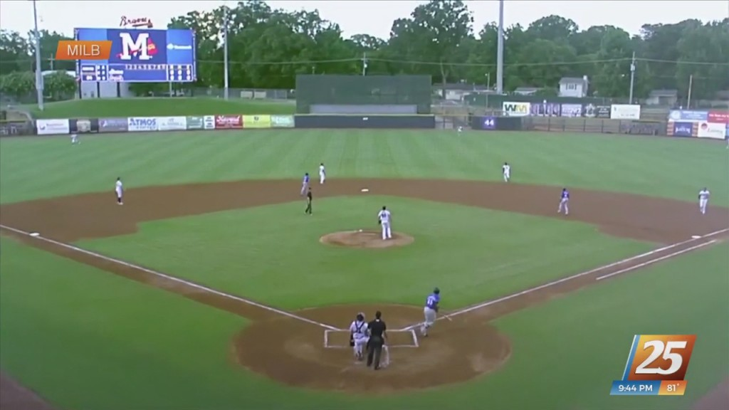 Shuckers Chad Spanberger Tabbed By Double A South