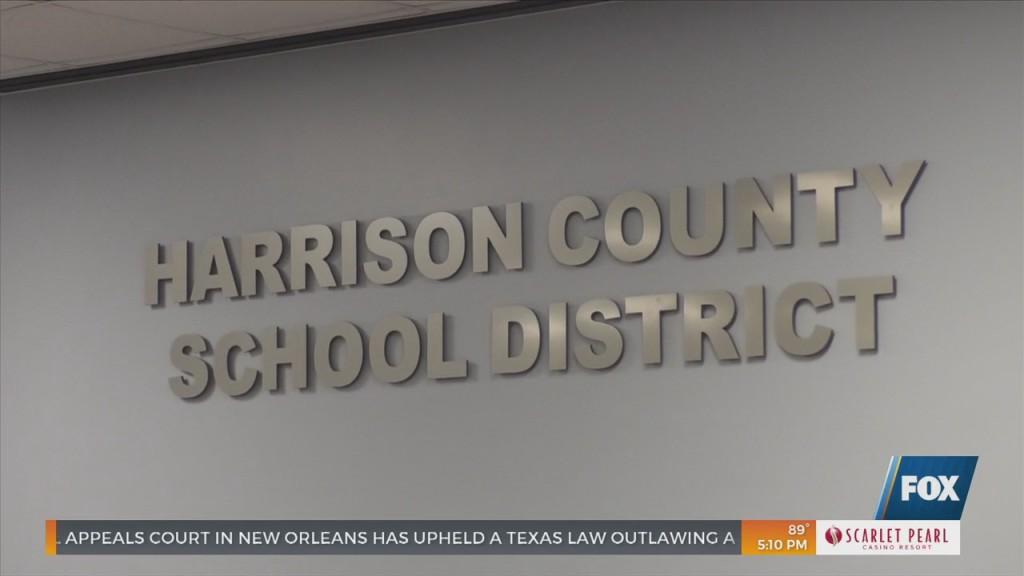 Harrison County School Offering Medical Homebound Option
