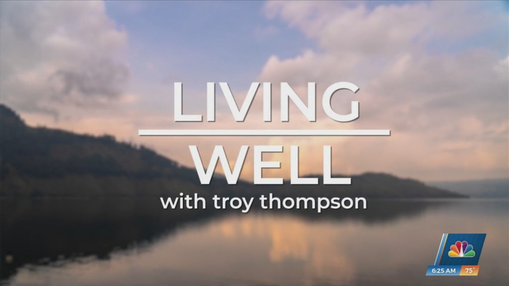 Living Well With Troy Thompson: August 16th, 2021