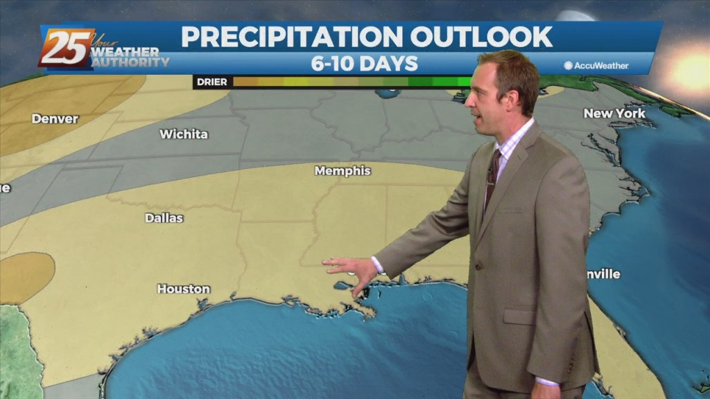 "08/17 Ryan's ""even Warmer"" Tuesday Night Forecast"