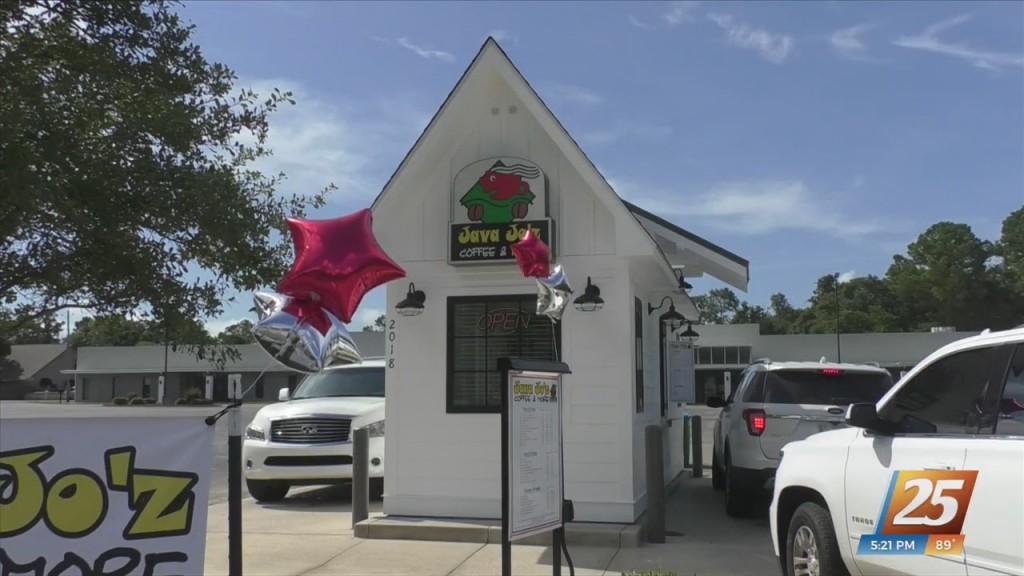 Java Jo'z In Ocean Springs Reopens After Complete Rebuild