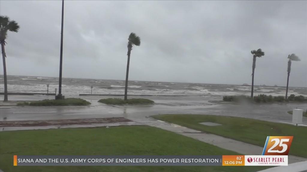 Gulfport Mayor Billy Hewes On Hurricane Ida Response